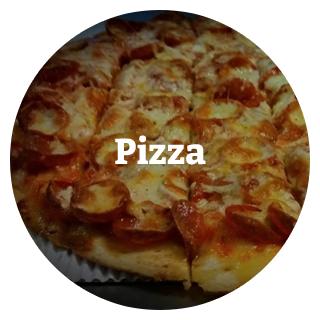 Panzeras Pepperoni Pizza